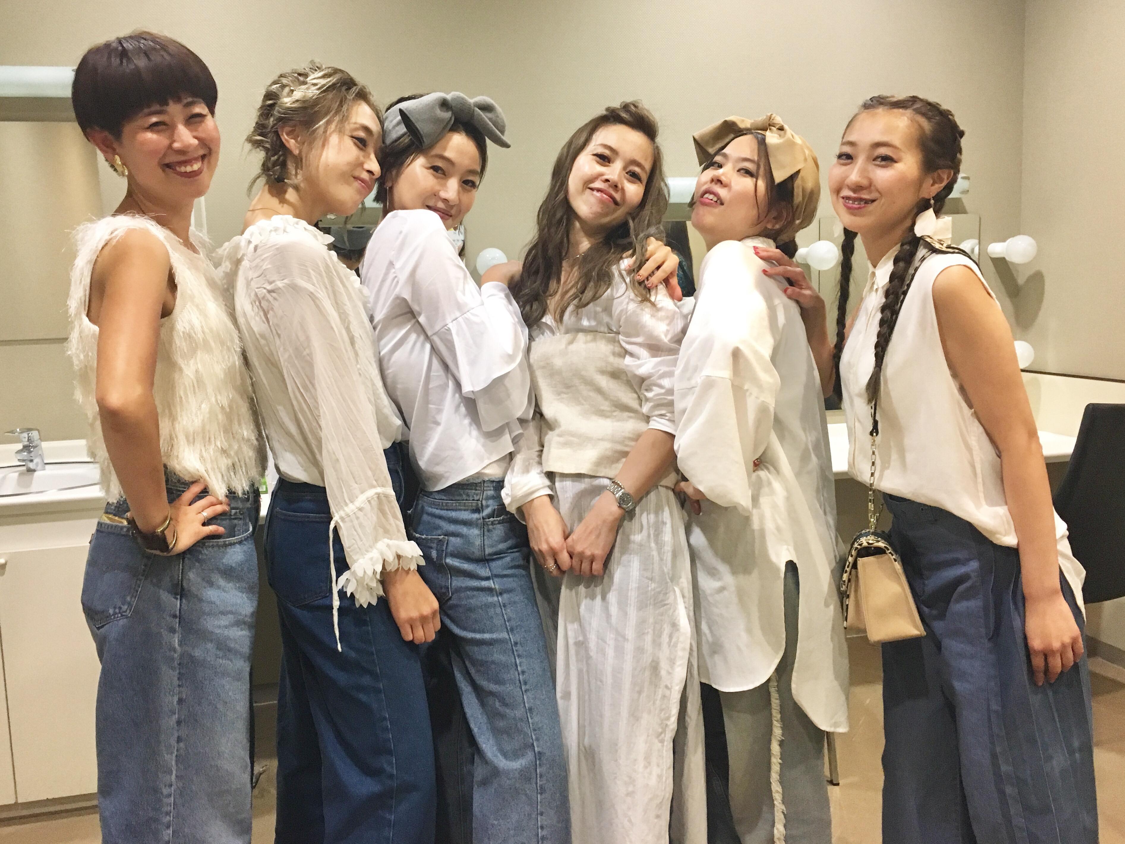 学芸大学 美容室 ファッションも楽しもう☆