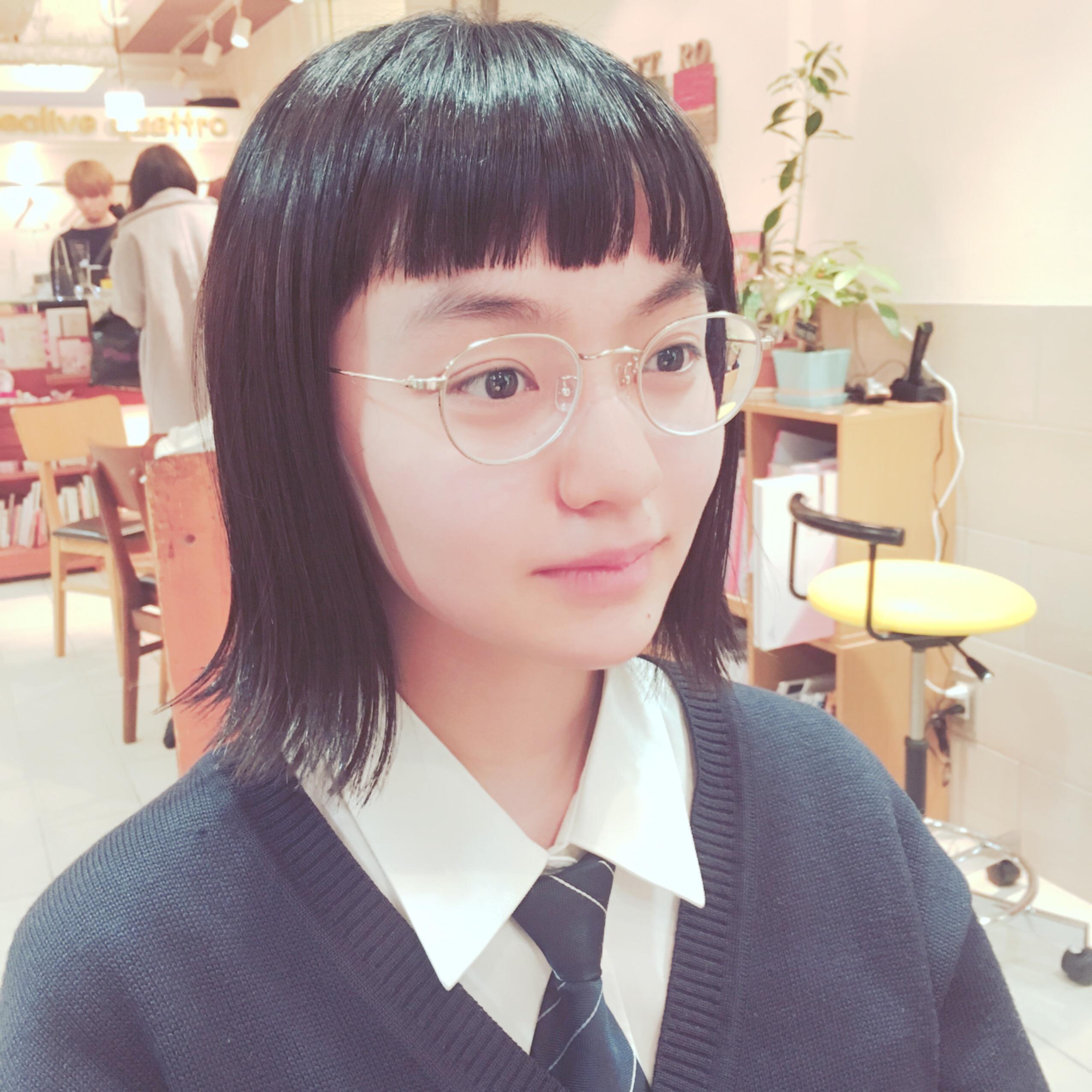かわいいわたしのお客様!卒業式 袴 受付中   【横浜 美容室 ...