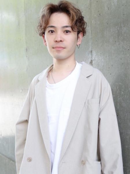増渕 駿介