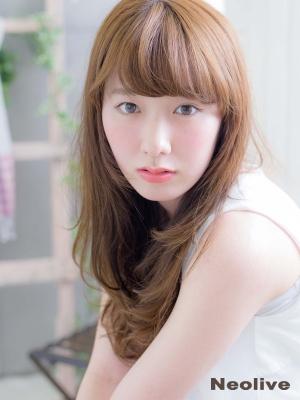 毛先ワンカールお嬢様style☆