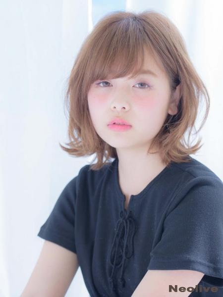 ★summerBOB外ハネstyle★