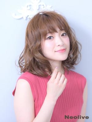 《Barretta/蒲田》☆ふわくしゃ☆カーリーバング☆