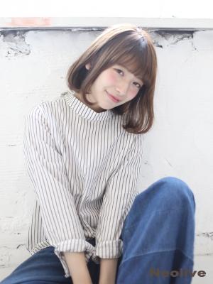 ツヤサラ☆ストカールボブ 横浜、美容室