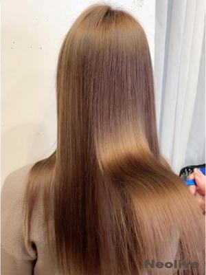 ブリーチしてもできる髪質改善*