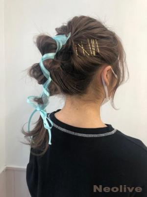 2021年度東神奈川❤︎卒業式袴着付けヘアセット