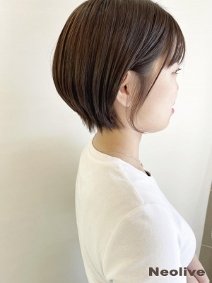 Neolive  ora ☆耳掛け丸みショート☆