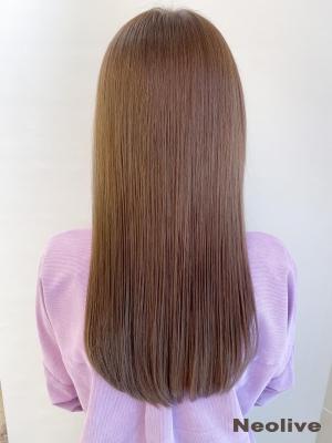 Neolive ora 艶髪☆髪質改善 酸熱トリートメント