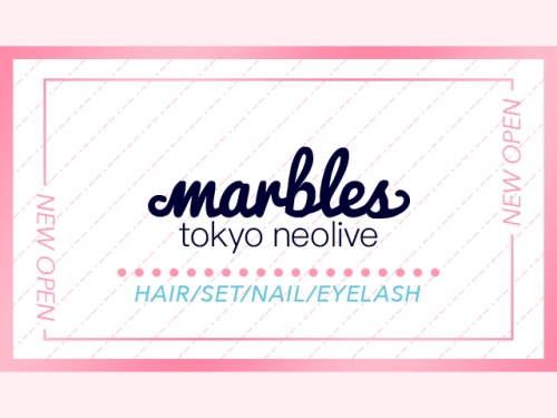 marbles三軒茶屋店がOPEN!!