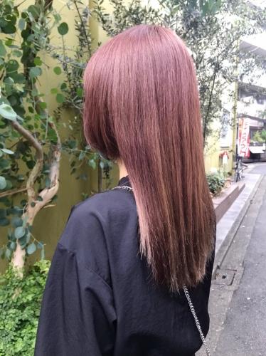 学芸大学 美容室 Neolive ora newカラー☆