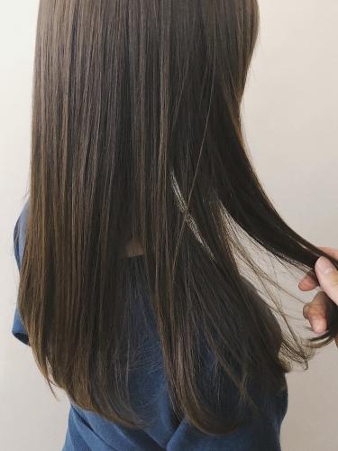 髪質改善ヘアケア始めました^_^
