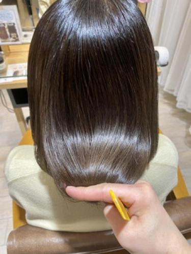 初めての髪質改善トリートメント【SAE】