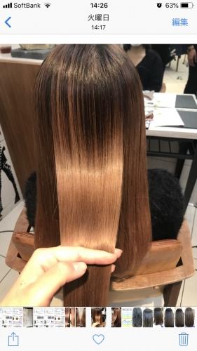 髪質改善プログラム
