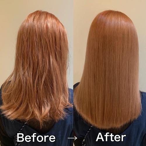 髪質改善で髪の毛綺麗にしませんか??
