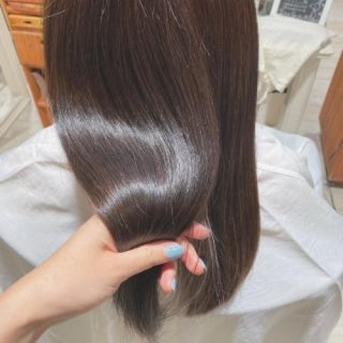 美髪になる秘訣