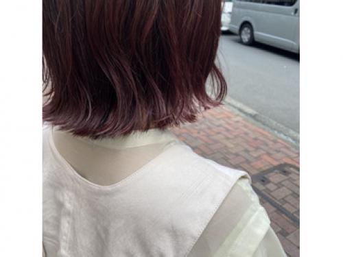 ツヤ★秋カラー