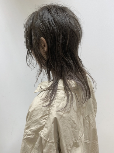 new hair ★