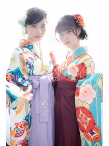 今年も☆2021年度袴着付け卒業式ご予約受付中♪