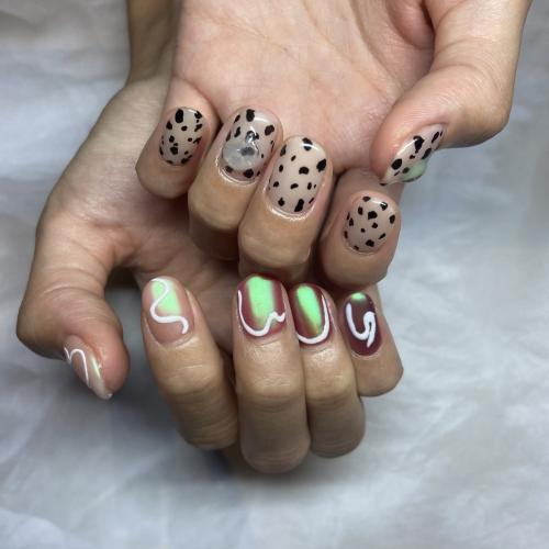 new nail ▼ 浅草 美容室
