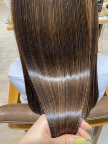 髪質改善、クリームの良さ☆【草野】