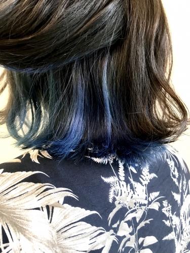Neolive ora 1ブリーチ=ブルー