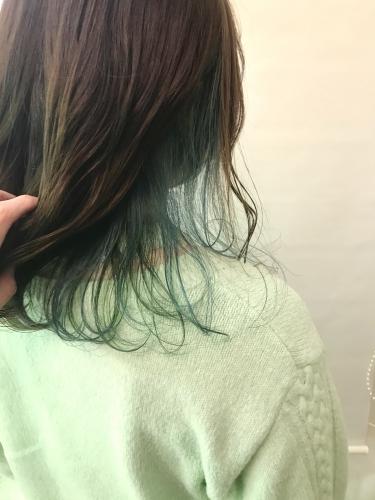 Neolive ora みどり 緑 MIDORI