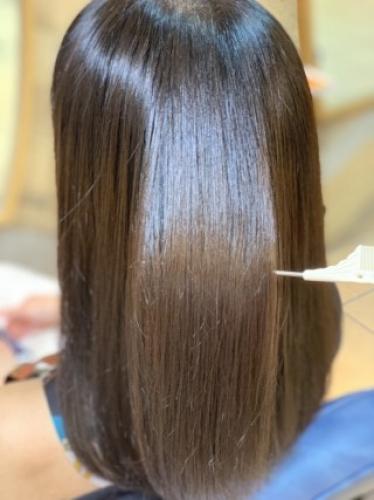 話題沸騰中の髪質改善☆ 川崎 美容室 ネオリーブモカ
