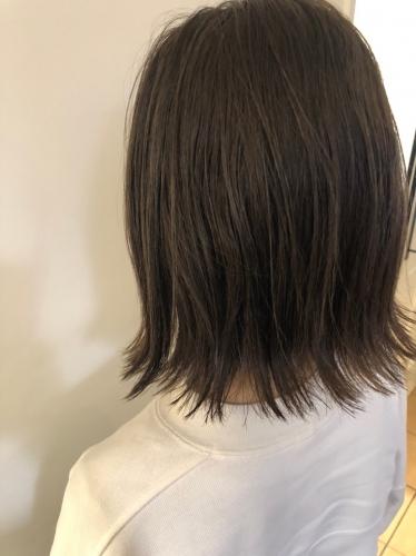 new  color ☆ 川崎 美容室 ネオリーブモカ
