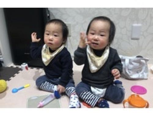 双子ちゃん☆