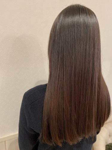 話題の髪質改善トリートメント