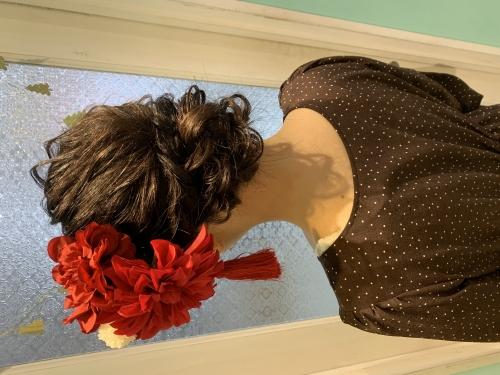 池袋 美容室 neolive api トータルビューティー キッズルーム 振袖着付け 袴着付け  ヘアセット【成人式】