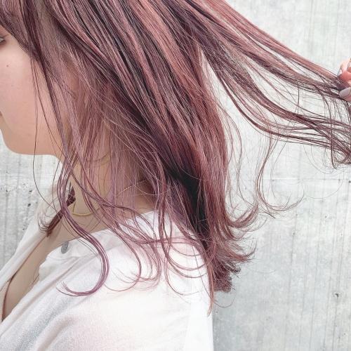 夏の大人気ヘアカラー☆