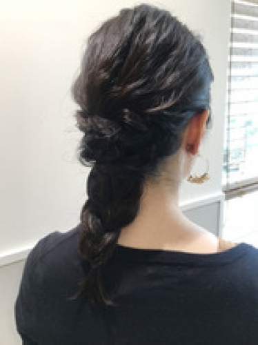 【浴衣 着付け】hair set ☆
