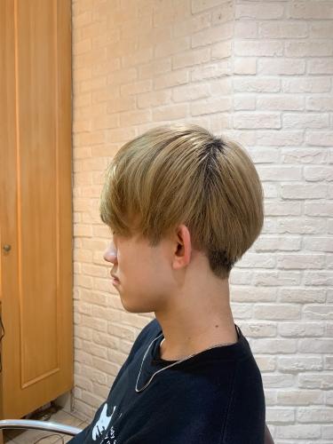 メンズラフマッシュ 阿佐ヶ谷 美容室