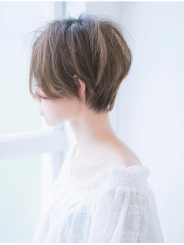 【明るく染まる白髪染め 武蔵小山美容室 キッズカット】