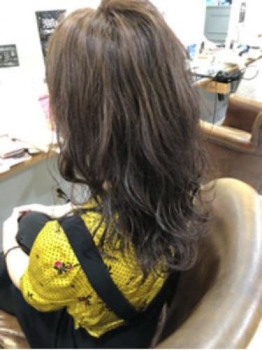 横浜★明るめオシャレ白髪染めカラー♪♪