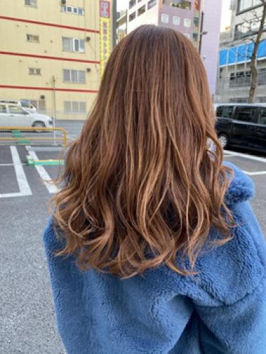 柔らかく見える髪色☆《小林》
