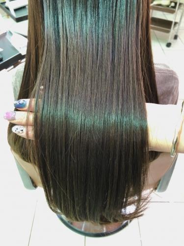 ますます人気の髪質改善☆酸熱トリートメント