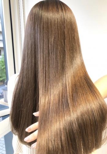 学芸大学 美容室 Neoliveora 冬もやっぱり髪質改善!酸熱トリートメント♪