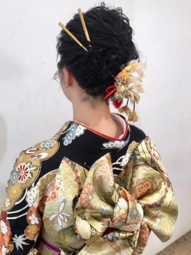 振袖着付け持ち物リスト☆高田馬場 美容室 酸熱 髪質改善トリートメント