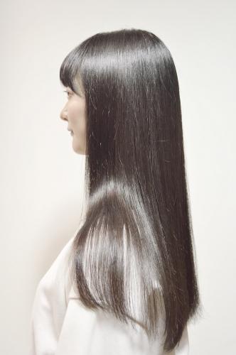 髪質改善でサラサラに! 中板橋 卒業式