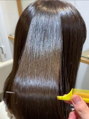 髪質改善の艶感♪荻窪 美容室 arc by neolive